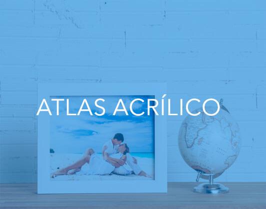 Atlas acrílico