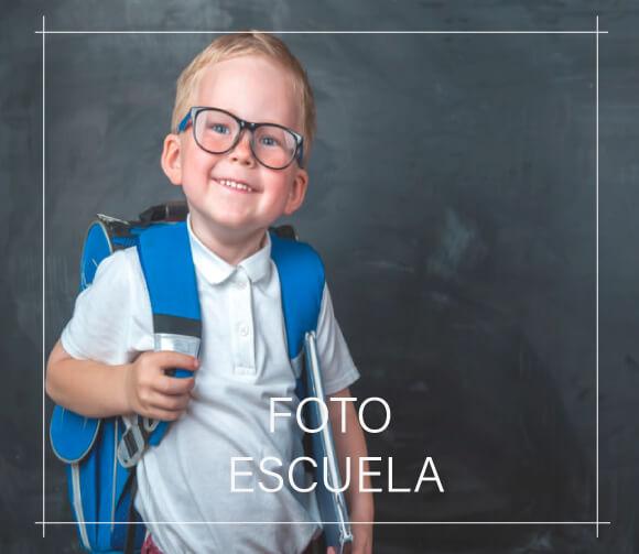 Productos Foto Escuela