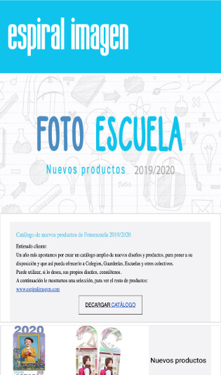 Newsletter fotoescuela