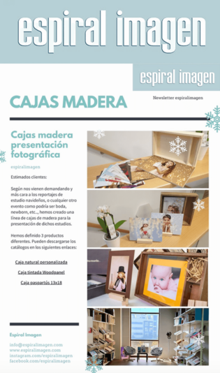 Caja Newsletter